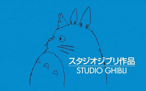 Studio Ghibli Cover