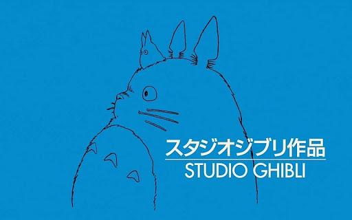 Studio Ghibli Cover